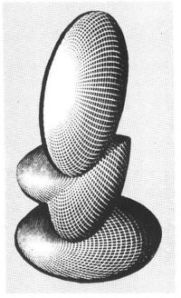 Three Spheres Sideview